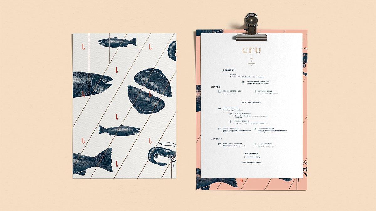 5组特色餐饮vi设计案例合集