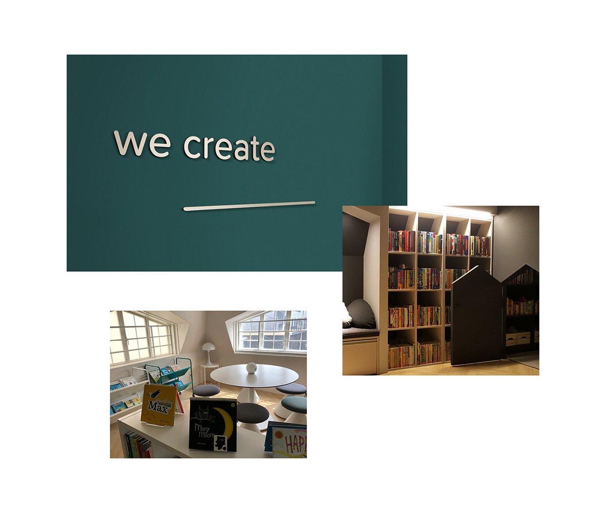 藝術教育機構品牌vi設計和品牌包裝設計