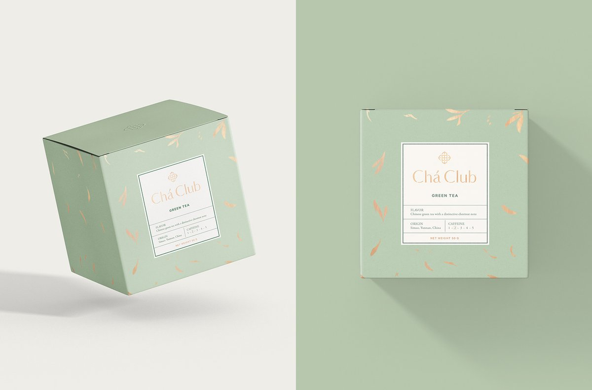 (餐饮)茶俱乐部品牌包装vi设计和品牌定位