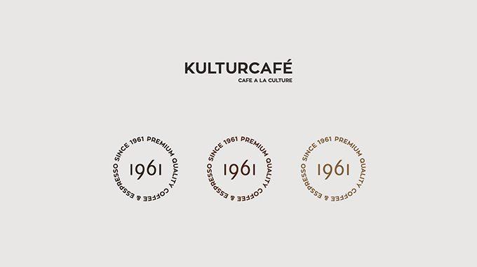 咖啡馆标志设计