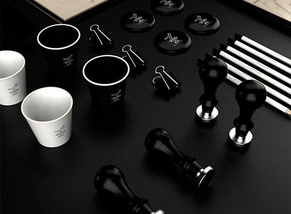 years咖啡品牌形象|vi形象设计|vi系统设计|公司