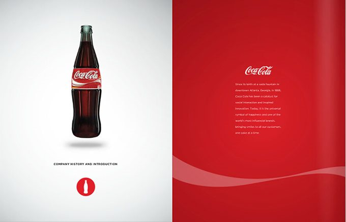 可口可乐企业vi设计欣赏