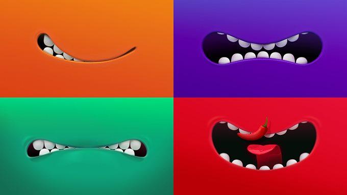 糖果实验室CANDY LAB总是在我们的脸上引起的感觉和情绪的表达。糖果实验室还公开了一种风味酸的反应。辣,甜,苦,悲伤或怀疑都会反映在脸上。和更多的嘴。糖果实验室是一个地方他去寻找感觉,如暂停,像一张有不同的状态,这是大门这些所有的感情:嘴和表达能力。