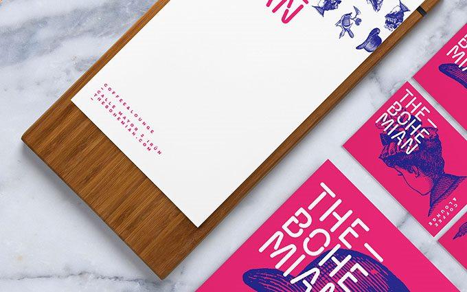 国内外餐饮vi设计案例合集(一)