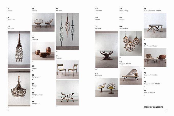 5例国外家具企业vi设计案例欣赏 vi形象设计 vi系统