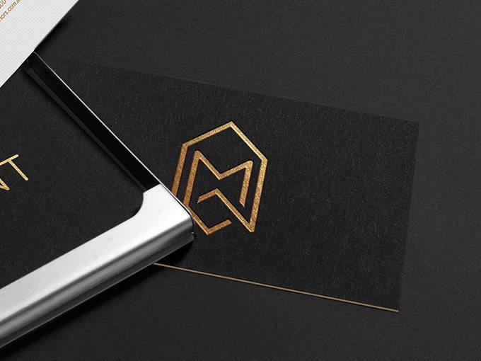 【设计】imminent室内装潢企业logo设计返回