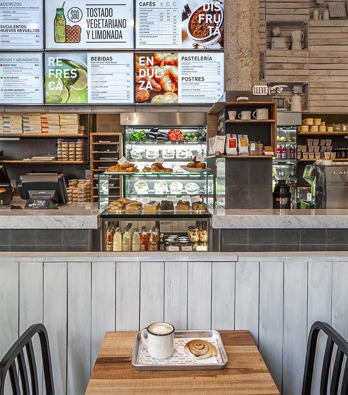 咖啡馆vi设计及室内设计案例 vi形象设计 vi系统设计