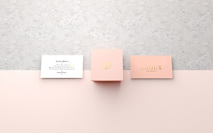 bijoux珠宝设计公司vi形象|vi形象设计|vi系统设计
