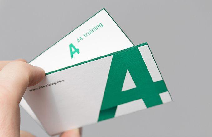 a4金融培训机构形象塑造|vi形象设计|vi系统设计