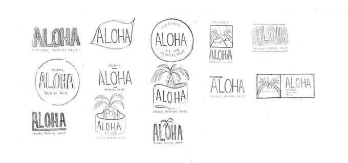 roots果汁品牌vi设计 深圳vi设计价格 餐饮vi设计清单 餐饮标志设计